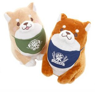 Chuken Mochi Shiba Mofu Mofu Big Plush Collection