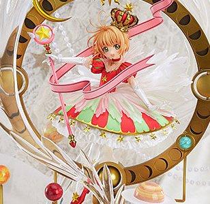 Cardcaptor Sakura Sakura Kinomoto: Stars Bless You Figure
