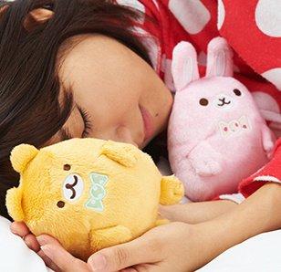 Nemuriale Sleep Aid - Forest Animals (Rabbit/Bear)