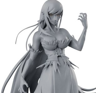 Monogatari Series Kizumonogatari Part 1: Tekketsu - Kiss-Shot Acerola-Orion Heart-Under-Blade