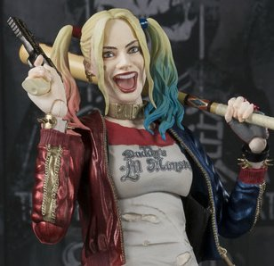 S.H.Figuarts Suicide Squad Harley Quinn