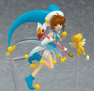 figFIX: Cardcaptor Sakura - Sakura Kinomoto: Battle Costume Ver.