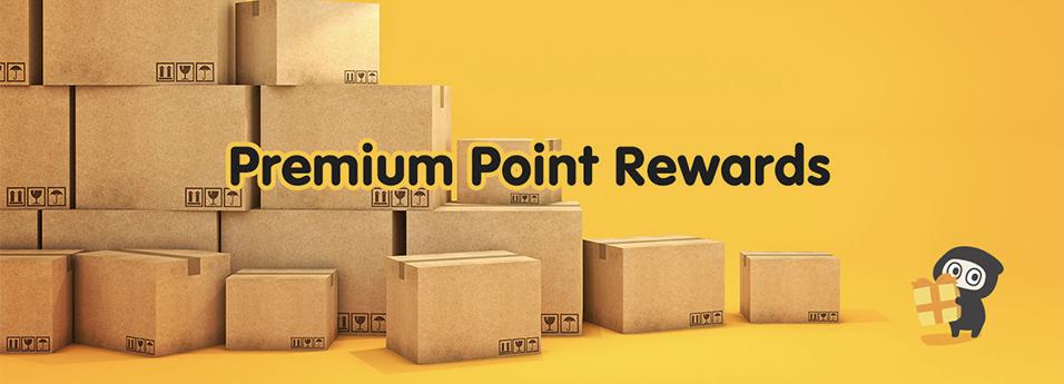 Premium Point Rewards