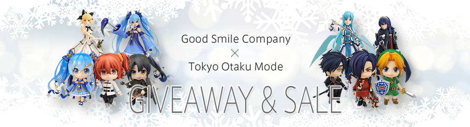 Winter Wonder Festival Good Smile Campaign