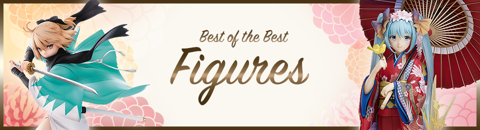 Best of the Best Figures