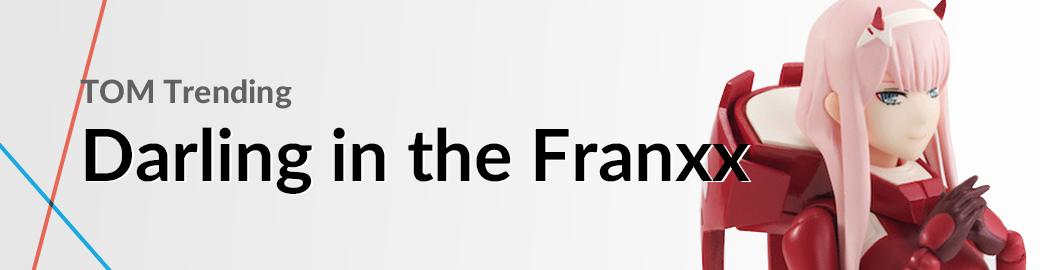 Darling in the Franxx Merchandise