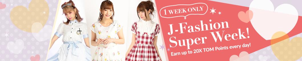 J-Fashion Super Week