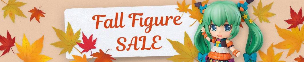 Fall Figure Sale