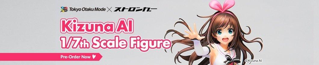 Kizuna AI 1/7 Scale Figure (PC)