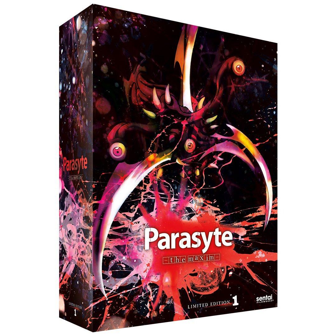 parasyte galaxy space