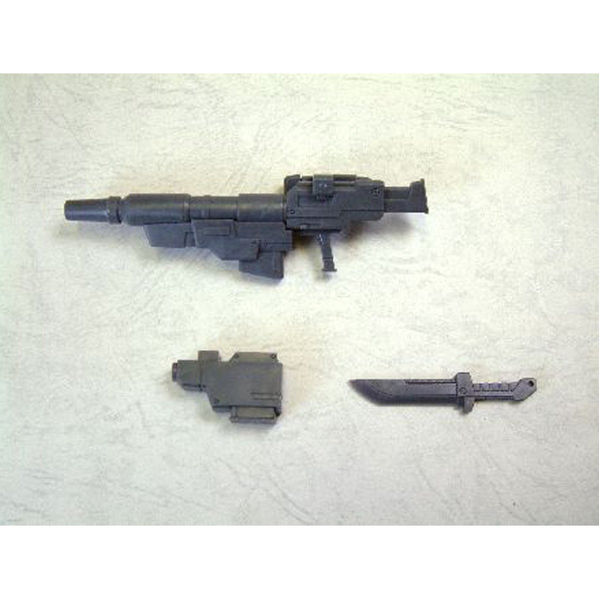 M S G  MW03R Grenade Launcher & Dagger Weapon Unit