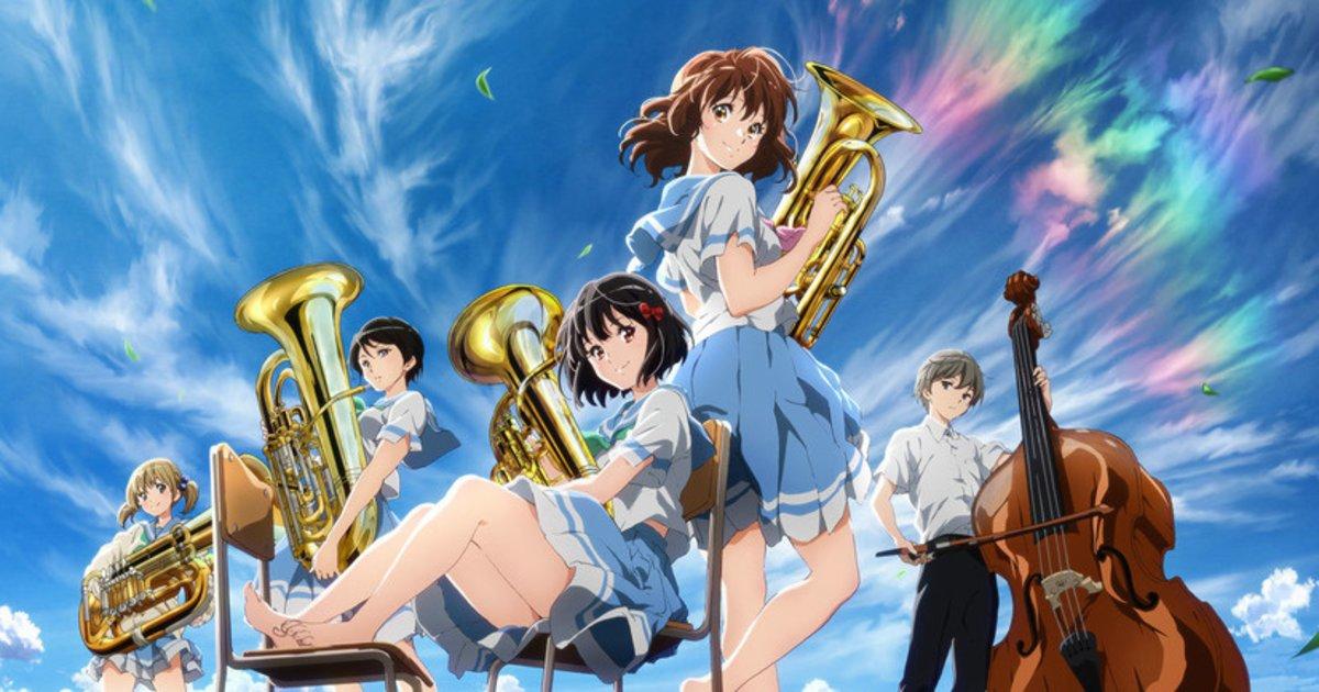 Second New Hibike! Euphonium Film to Premiere Spring 2019!   Anime ...