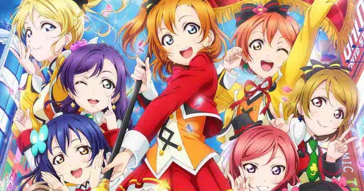 Idol Anime