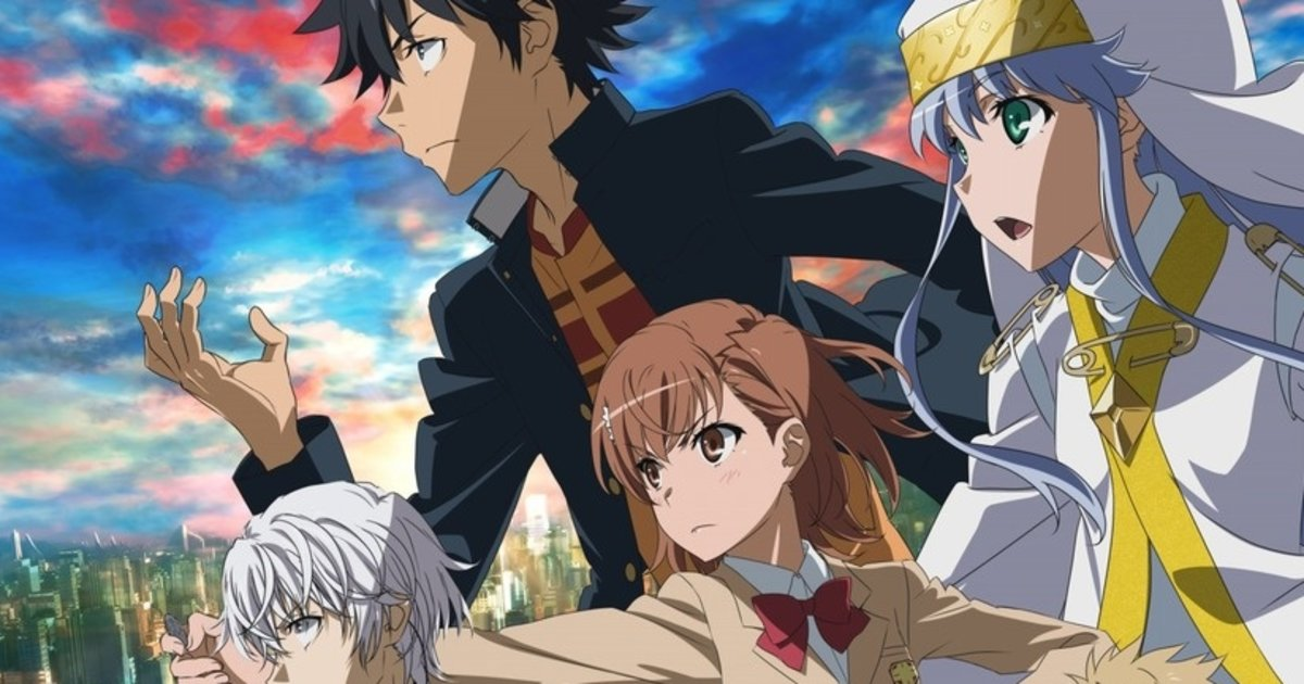 A Certain Magical Index Season 3 Announces October Broadcast | Tokyo
