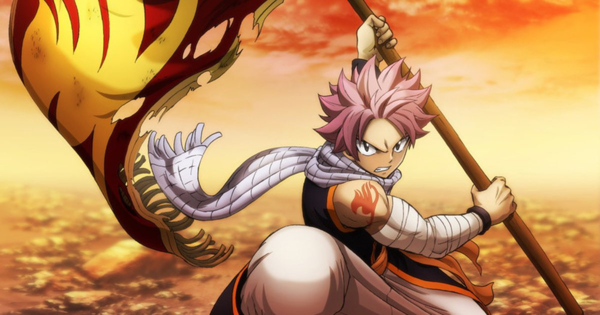Fairy Tail to Broadcast Final Season in October 2018 ...