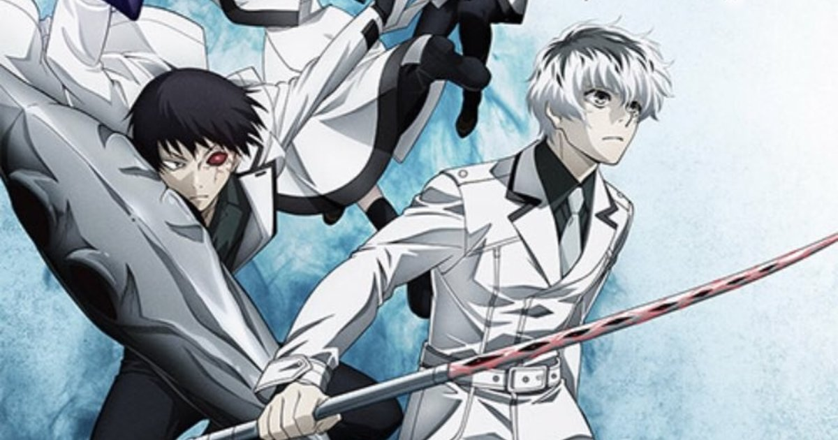 Tokyo Ghoul Re Drops New Visual Highlighting The Quinx