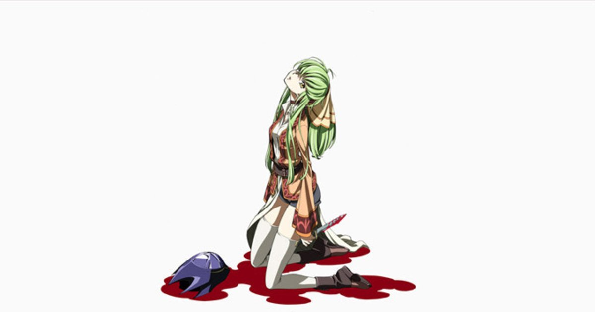 Code Geass Sequel Film Unveils New Characters and Release! | Tokyo