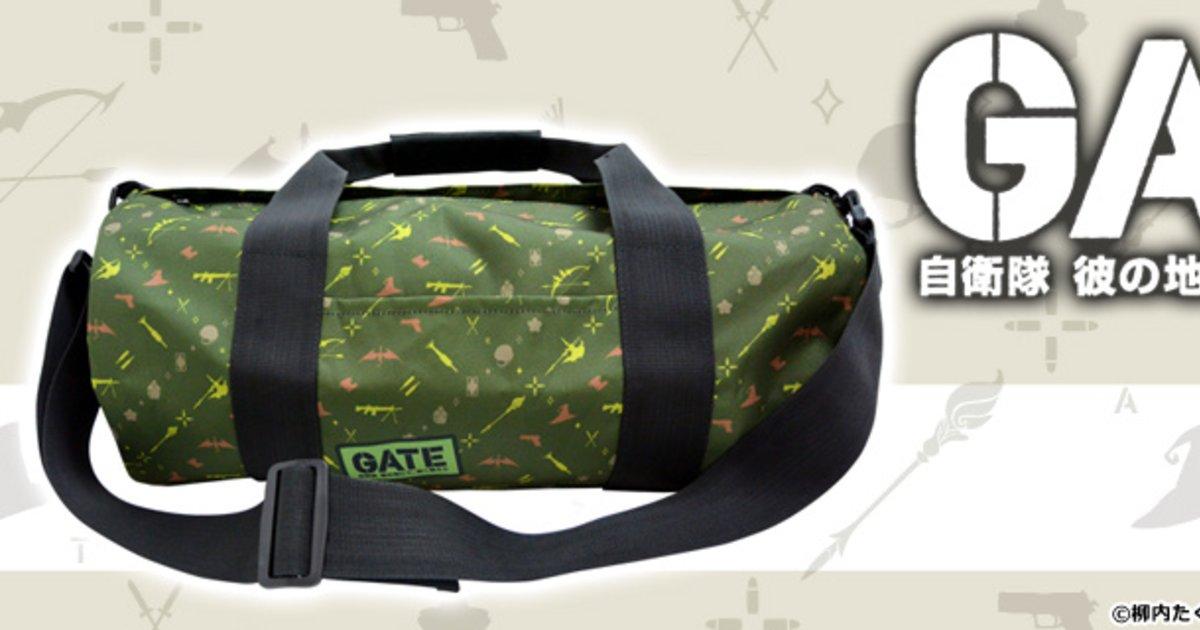 ... Hello Kitty 女童Bon Voyage Barrel 行李包,多色 timeless design eb420 b5d6d   Orders Open for TV Anime Gate Boston Bag and Mobile Pouch on Cross ... 57b1044e62