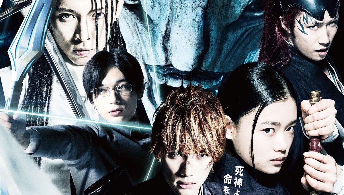 Film dan serial Jepang bleach Live Action