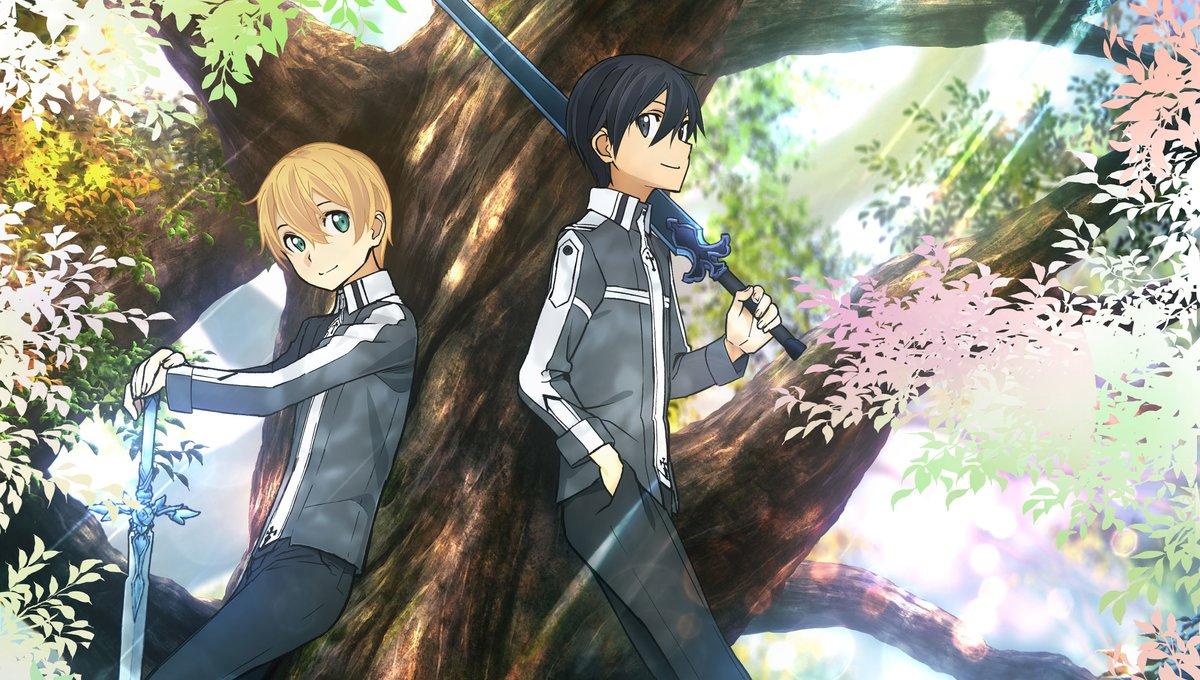 Sword art online season 3 confirms october broadcast date - Sword art online alicization wallpaper ...