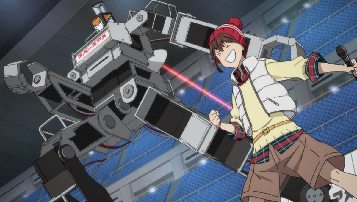 Robotics notes episode 18 recap the real gunvarrel is in