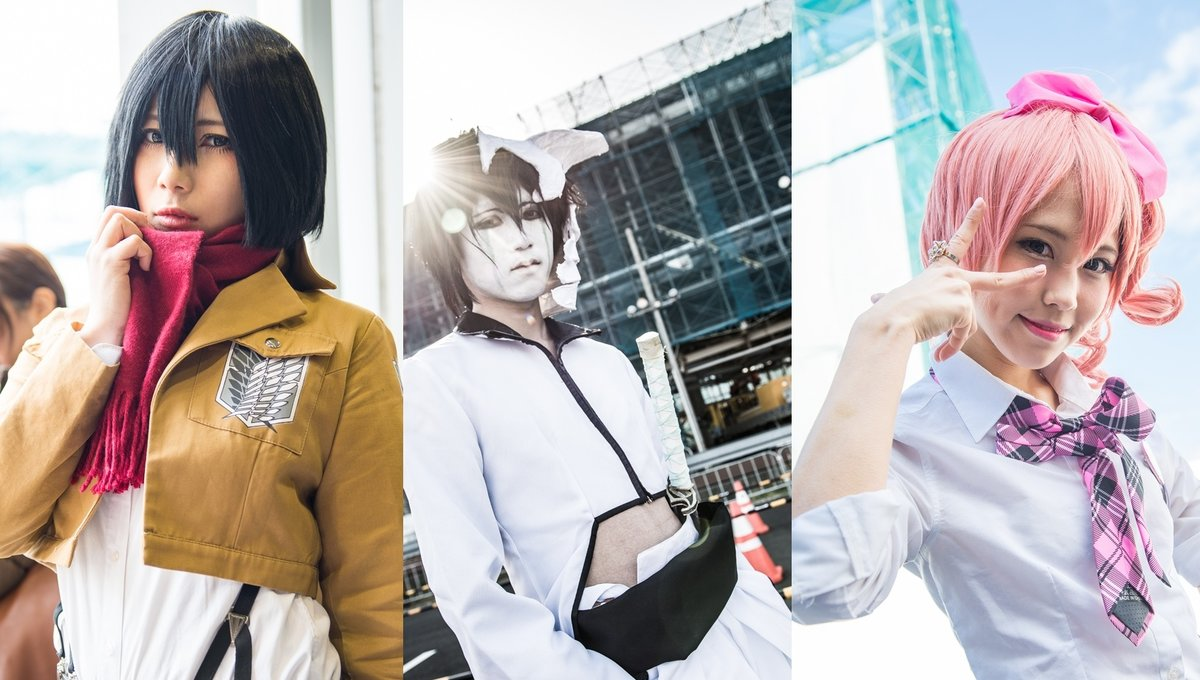 All That Cosplay Anime Japan 2016 Event Report  Tokyo -6901