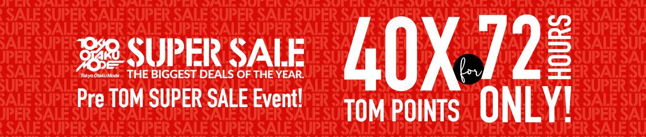 TOM SUPER SALE Teaser