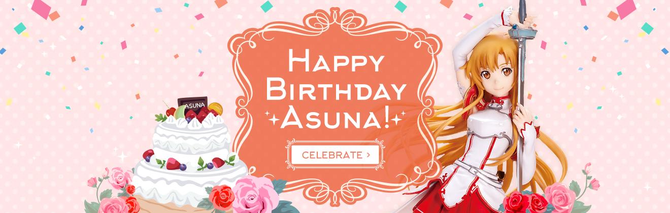Asuna birthday 2016