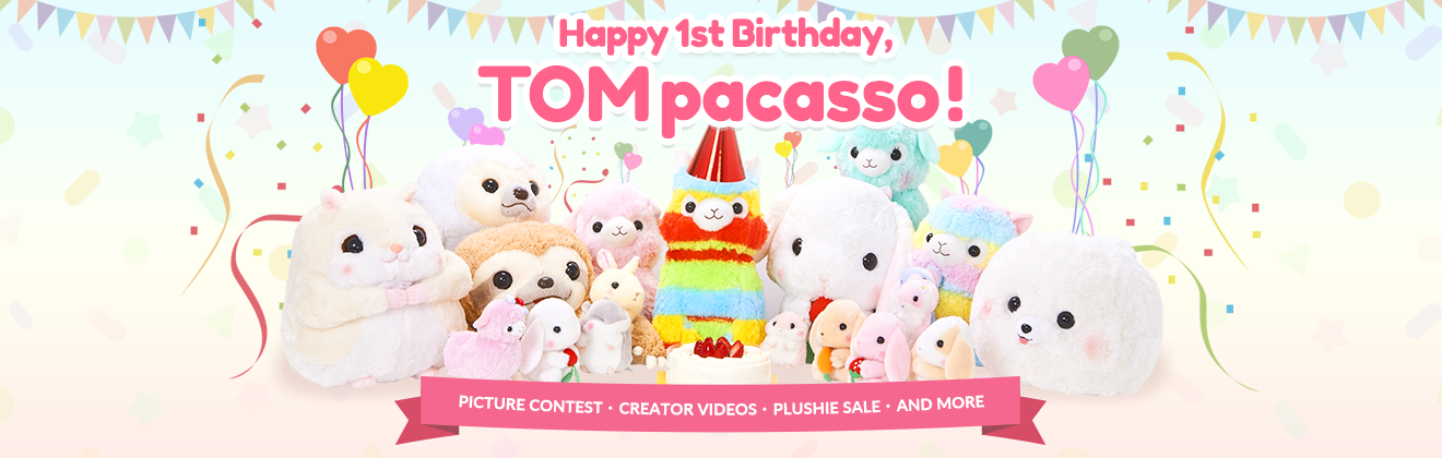 Happy Birthday TOMpacasso