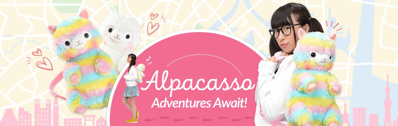 Alpacasso Adventures Await!