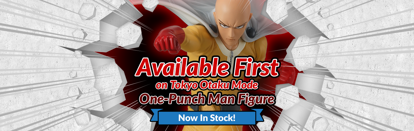 One-Punch Man Figure