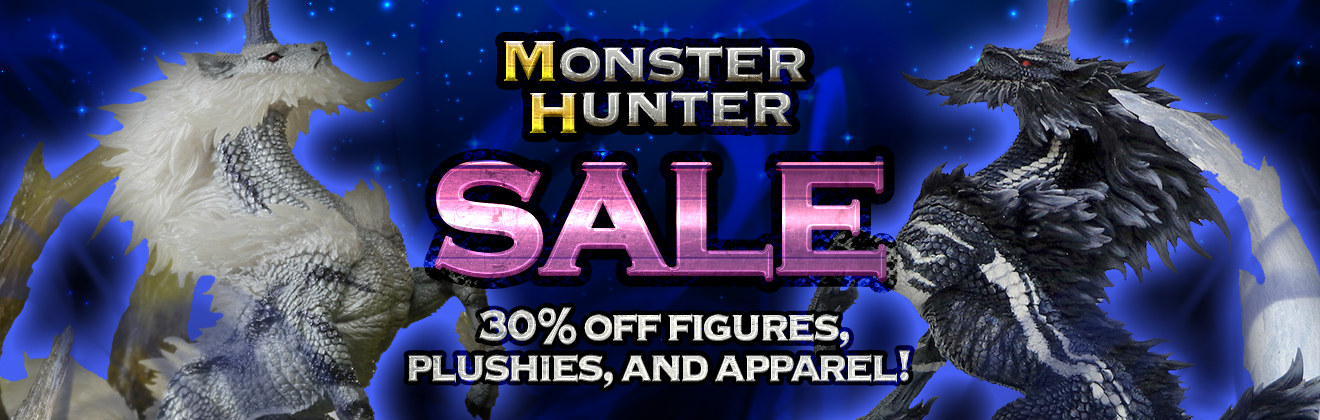 Monster Hunter Sale