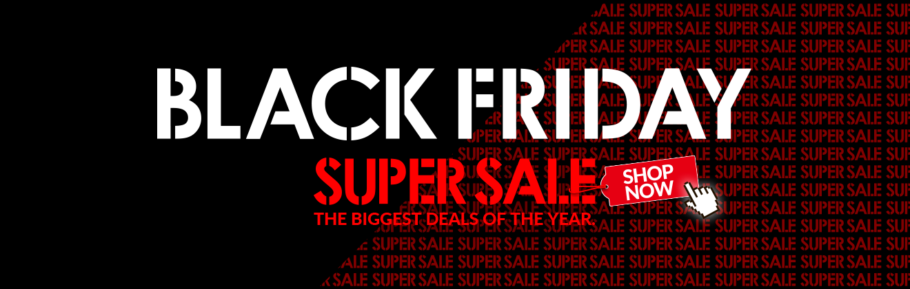 TOM Super Sale (Black Friday ver.)