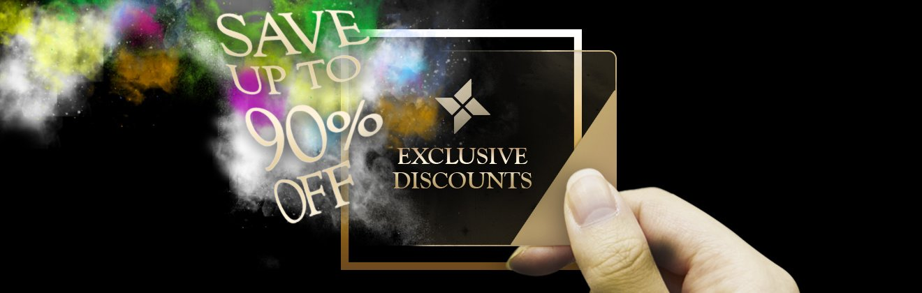 TOM Premium Exclusive Sale: Up to 90% OFF