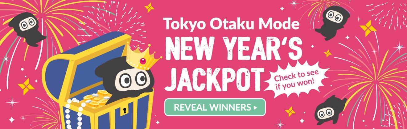 Tokyo Otaku Mode New Year's Jackpot