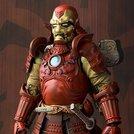 Meisho Manga Realization Iron Man Samurai Iron Man Mark III