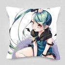 Chibi Devil Cushion Cover without cushion