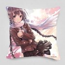 Clear Prism Cushion Cover