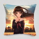 With You Before You Went Away Cushion Cover
