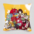 Thinker  Cushion Cover