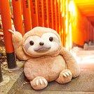 Namakemono no Mikke Sloth Plush (Super Jumbo)