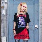 LISTEN FLAVOR Danganronpa 8-Bit Monokuma Cutsew T-Shirt