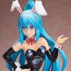 KonoSuba 2 Aqua: Bunny Ver. 1/4 Scale Figure