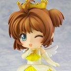 Nendoroid Co-de Sakura Kinomoto: Angel Crown Co-de