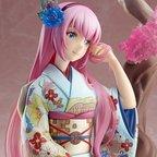 Megurine Luka ~Hanairogoromo~ 1/8 Scale Figure