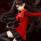 Fate/stay night: Unlimited Blade Works Rin Tohsaka 1/7 Scale Figure