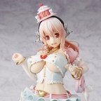 Super Sonico 10th Anniversary Birthday Party Ver. 1/7 Scale Figure