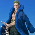 Figuarts Zero One Piece: Roronoa Zoro -One Piece 20th Anniversary Ver.-