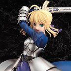 Fate/stay night Saber -Triumphant Excalibur- 1/7 Scale Figure (Re-run)
