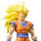 S.H.Figuarts Dragon Ball Z Super Saiyan 3 Son Goku